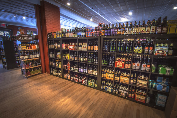 Picture.   & Craft Beer Cellar - Two Brews